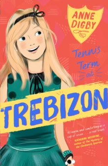Tennis Term at Trebizon, Paperback Book