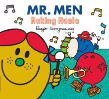 Mr. Men Making Music, Paperback Book