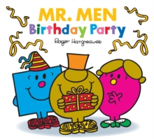 Mr. Men: Birthday Party, Paperback Book
