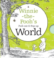 Winnie-the-Pooh's Pull-Out and Pop-Up World, Novelty book Book