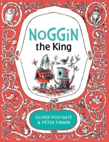Noggin the King, Hardback Book