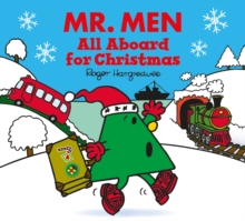 Mr. Men: All Aboard for Christmas, Paperback / softback Book