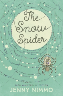 The Snow Spider, Paperback Book
