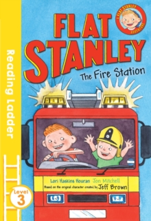 Flat Stanley and the Fire Station, Paperback Book