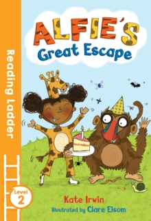 Alfie's Great Escape, Paperback Book