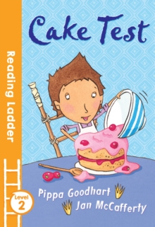 Cake Test, Paperback / softback Book