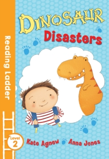 Dinosaur Disasters, Paperback Book