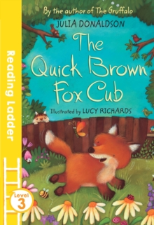 The Quick Brown Fox Cub, Paperback Book