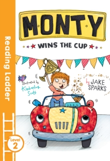 Monty Wins the Cup, Paperback Book