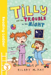Tilly and the Trouble in the Night, Paperback Book