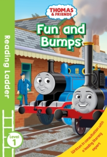Thomas and Friends: Fun and Bumps, Paperback Book