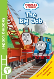 READING LADDER (LEVEL 1) Thomas and Friends: The Big Job, Paperback Book
