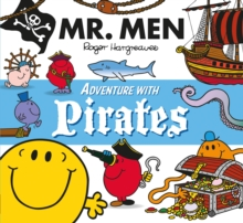 Mr. Men Adventure with Pirates, Paperback Book