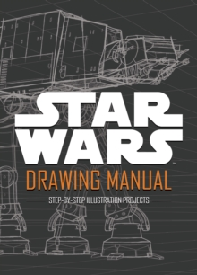 Star Wars: Drawing Manual, Paperback Book