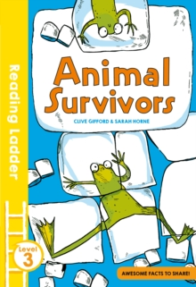 Animal Survivors, Paperback / softback Book