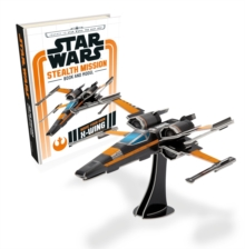 Star Wars: Stealth Mission Book and Model, Hardback Book