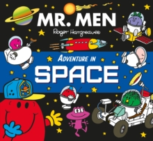 Mr Men Adventure in Space, Paperback Book
