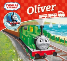 Thomas & Friends: Oliver, Paperback Book