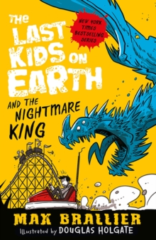 The Last Kids on Earth and the Nightmare King, Paperback Book