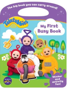 Teletubbies: My First Busy Book, Paperback Book