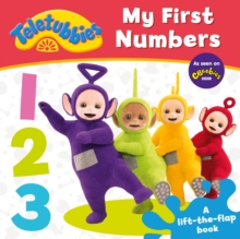 Teletubbies: My First Numbers Lift-the-Flap, Board book Book
