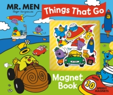 Mr. Men: Things That Go Magnet Book, Novelty book Book