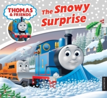 Thomas & Friends: The Snowy Surprise, Paperback Book