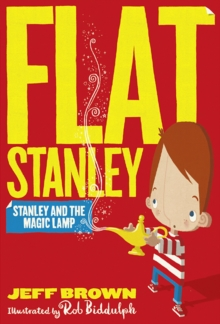 Stanley and the Magic Lamp, Paperback Book