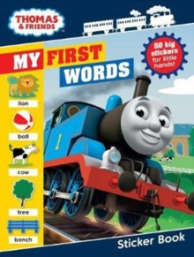 Thomas & Friends: My First Words Sticker Book, Paperback Book