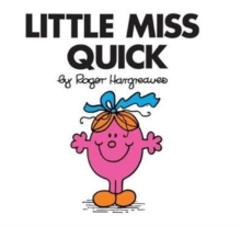 Little Miss Quick, Paperback / softback Book