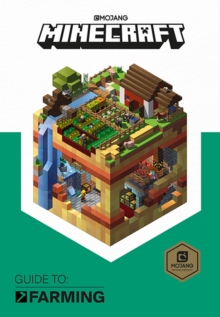 Minecraft Guide to Farming, Hardback Book