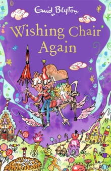 The Wishing-Chair Again, Paperback Book