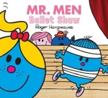 Mr Men Ballet Show, Paperback Book
