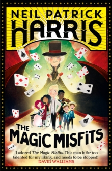 The Magic Misfits, Paperback / softback Book