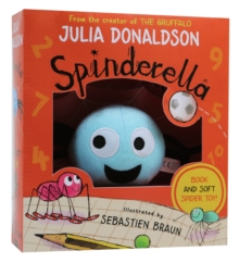 Spinderella Book & Plush Set, Paperback / softback Book
