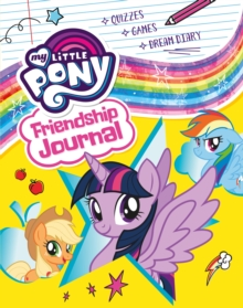 My Little Pony: Friendship Journal, Hardback Book