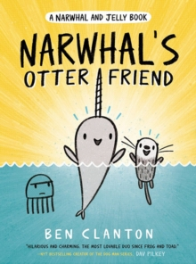 Narwhal's Otter Friend (Narwhal and Jelly 4), Paperback / softback Book
