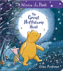 Winnie-the-Pooh: The Great Heffalump Hunt, Board book Book