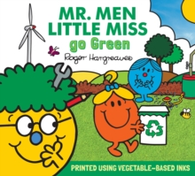 Mr. Men Little Miss go Green, Paperback / softback Book