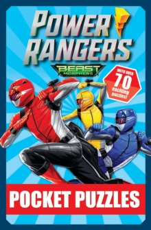 Power Rangers Beast Morphers Pocket Puzzles, Paperback / softback Book
