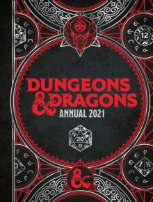 Dungeons & Dragons Annual 2021, Hardback Book