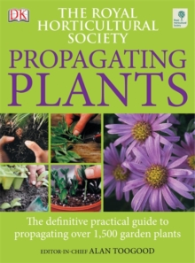 RHS Propagating Plants, Paperback Book