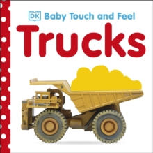 Baby Touch and Feel Truck, Board book Book