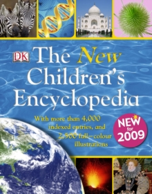 The New Children's Encyclopedia, Hardback Book