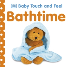 Baby Touch Bathtime, Hardback Book