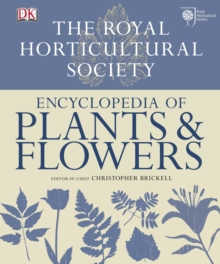 RHS Encyclopedia of Plants and Flowers, Hardback Book