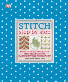 Stitch Step by Step, Hardback Book