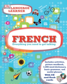 French Language Learner, Hardback Book