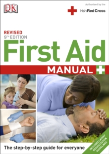 First Aid Manual 9th Edition Irish Edition, Paperback Book
