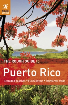 The Rough Guide to Puerto Rico, Paperback Book
